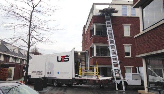 UTS van den Berg Contactformulier