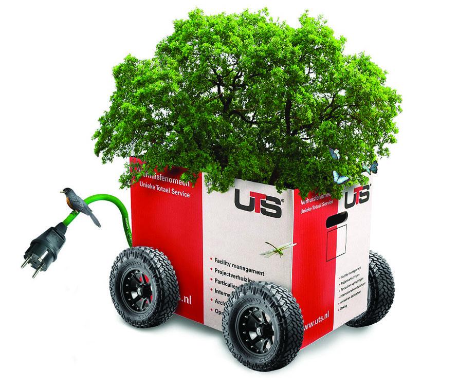 Duurzaamheidsverslag UTS